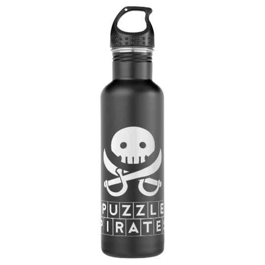 Jolly Roger Bottle