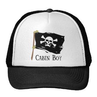 Jolly Roger Cabin Boy Trucker Hat