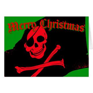 jolly roger christmas card