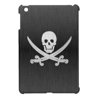 Jolly Roger Dark Deluxe Case For The iPad Mini