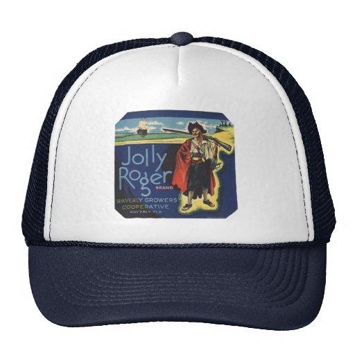Jolly Roger Fruit FL Trucker Hat