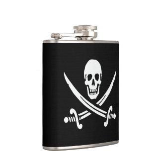 Jolly Roger Hip Flask