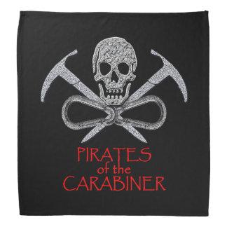 Jolly Roger Pirate Climber Bandana