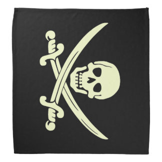 Jolly Roger Pirate Flag Bandana