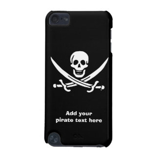 Jolly roger pirate flag iPod touch (5th generation) covers