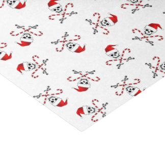 Jolly Roger Santa Tissue Paper