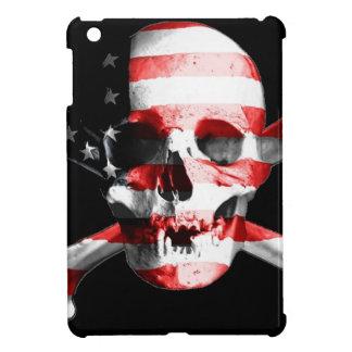 Jolly Roger Skull Crossbones Skull And Crossbones iPad Mini Cover