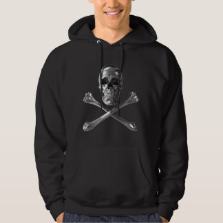 Jolly Roger Skull Hoodie