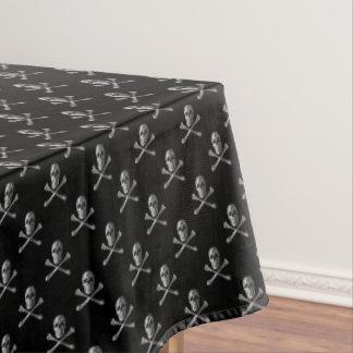 Jolly Roger Skull Pattern Tablecloth