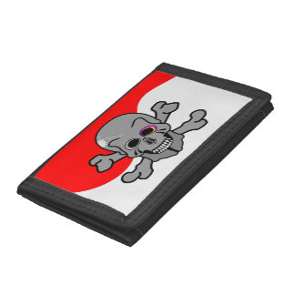 Jolly Roger Trifold Wallet