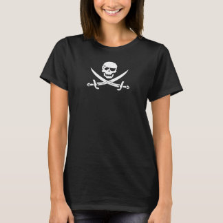 Jolly Roger Women's tshirt