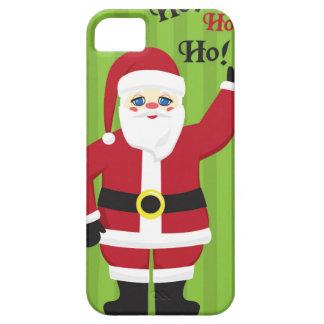 Jolly Santa Claus iPhone 5 Case
