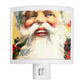 Jolly Santa Claus Night Light