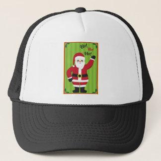 Jolly Santa Claus Trucker Hat
