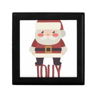Jolly Santa Gift Boxes