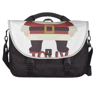 Jolly Santa Laptop Computer Bag