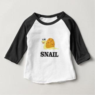 jolly snail baby T-Shirt