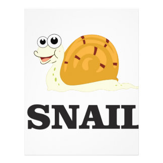 jolly snail letterhead