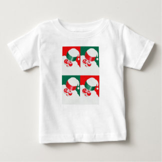 Jolly St Nick - Quad Baby T-Shirt