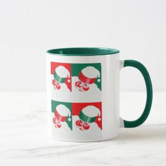 Jolly St Nick - Quad Mug