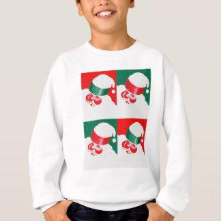 Jolly St Nick - Quad Sweatshirt