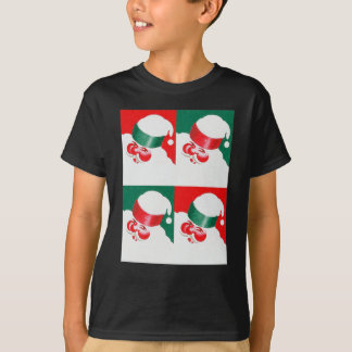 Jolly St Nick - Quad T-Shirt