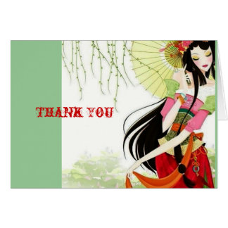 JoLove Designs Thank You Card