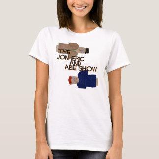Jon & Abe Sideways T-Shirt