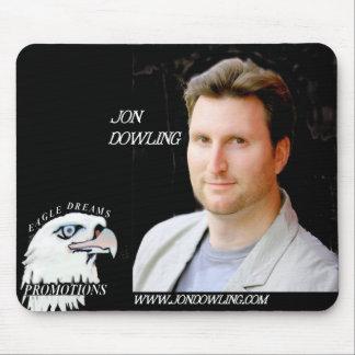 JON DOWLING'S MOUSE PADS
