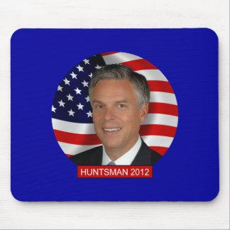 Jon Huntsman 2012 Mouse Pad