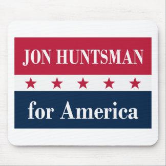 Jon Huntsman for America Mouse Pad