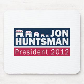 Jon Huntsman President 2012 Republican Elephant Mousepads
