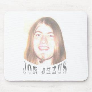 Jon Jezus Mouse Pad