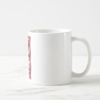 Jon Stewart Lei Coffee Mug