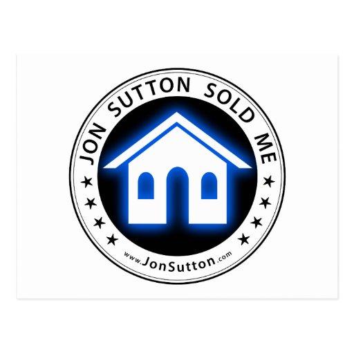 Jon Sutton m'a vendu Cartes Postales