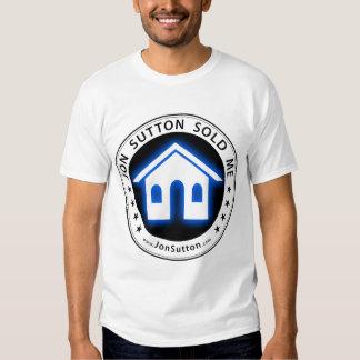 Jon Sutton m'a vendu Tee Shirts