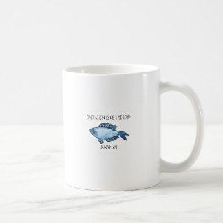 Jonah 2:9 coffee mug