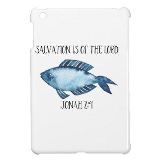 Jonah 2:9 iPad mini case