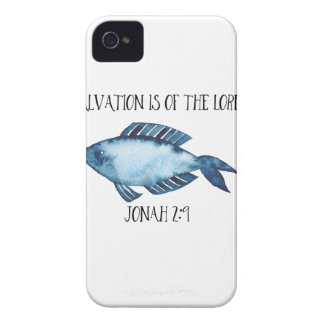 Jonah 2:9 iPhone 4 Case-Mate cases