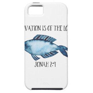 Jonah 2:9 iPhone 5 case