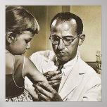 Jonas E. Salk, M.D. Print