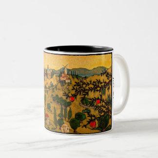 Jonathan Kis-Lev Jerusalem of Gold 11 oz Mug