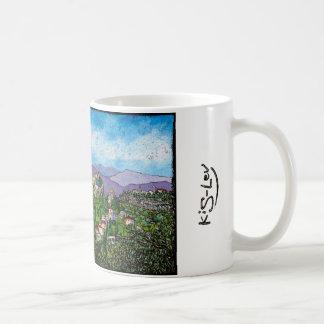 Jonathan Kis-Lev Jerusalem the Holy One 11 oz Mug