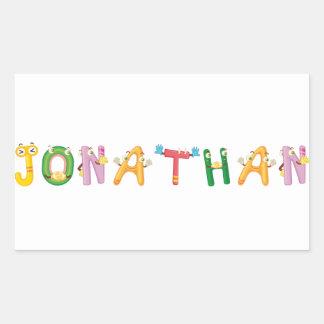 Jonathan Sticker