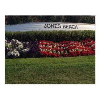 Jones Beach, Long Island Postcard