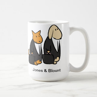 Jones & Blount Official Mug