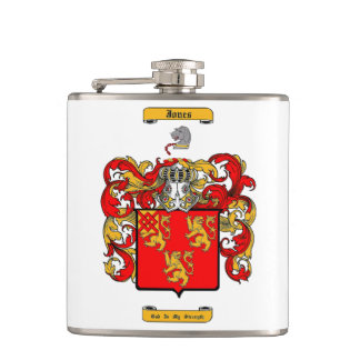 Jones (Irish) Hip Flask