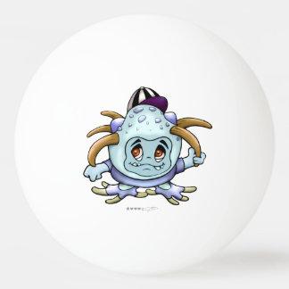 JONI PITTY ALIEN CARTOON BALL OF PING PONG 1 stars