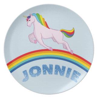Jonnie Plate for children