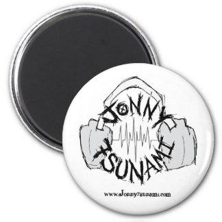 Jonny7sunami Magnet